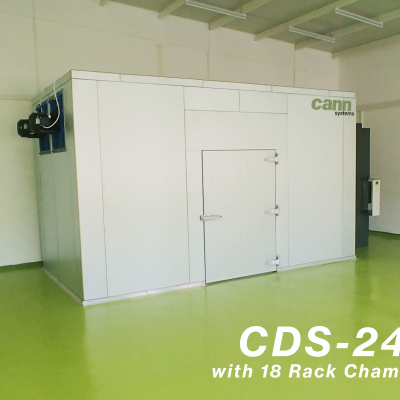 CDS 24 with 18 Rack Chamber